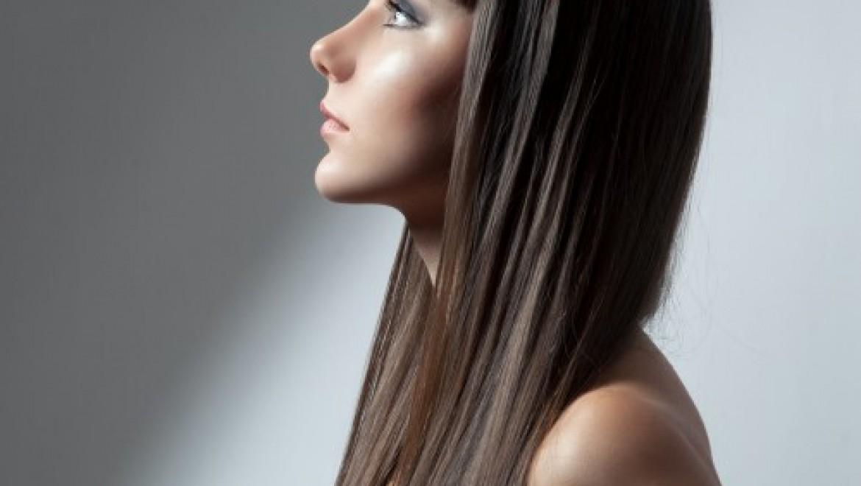 החלקת שיער קרטין