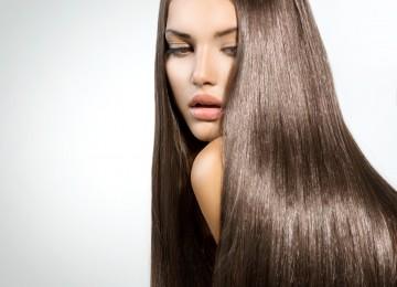 החלקת שיער